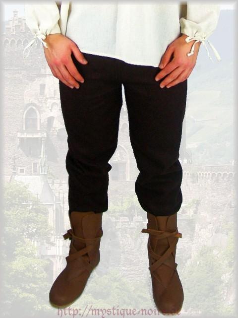 Medieval Viking Navigator Tudor Trousers knee britches Reenactment SCA Larp